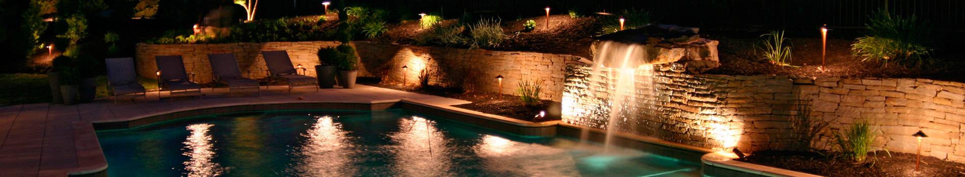 Lumiproiluminacion De Exterior En Monterreyfocos Para Jardin - Iluminacion-para-exteriores-jardines